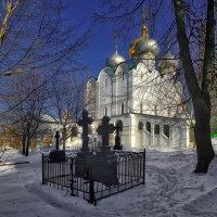 Новодевичий монастырь :: mila