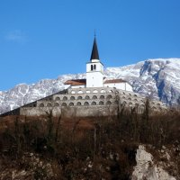 Монастырь на горе :: Эдвард Фогель