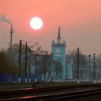 восход солнца :: Леонид Натапов
