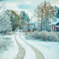 зима в деревне :: Тася Тыжфотографиня