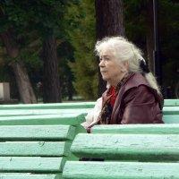 Одинокий зритель :: Полина Потапова