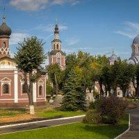 Донской ставропигиальный мужской монастырь :: Борис Гольдберг