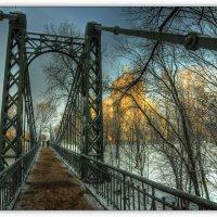 Подвесной качающийся мост.. :: tipchik