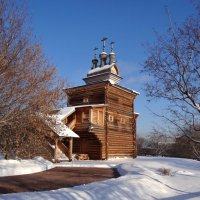 Церковь Георгия Победоносца :: Валентина. .