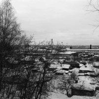 Городской пейзаж :: Диана Коновалова
