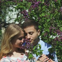 Love Story Кирилла и Анастасии :: Виктория Титова