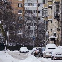 Зимний двор :: Александр