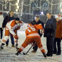 100 дней до начала чемпионата мира по хоккею :: Светлана Яковлева