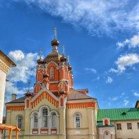 Тихвинский Богородинский Успенский мужской монастырь :: Виктор Орехов