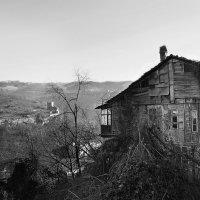 Старость дома :: Виктория Бондаренко