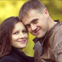Счастливы вместе! :: Инна Пивоварова