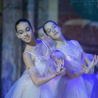 балет :: Ярослава Бакуняева
