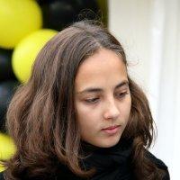 женский (девичий)образ :: Олег Лукьянов