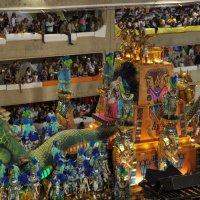 Карнавал в Рио. :: Елена Савчук