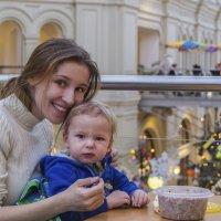 Эти папараци кашу есть не дают :: Андрей Вигерчук