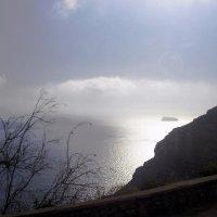Серпантинами Санторини :: Ирина Сивовол