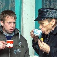 Чай :: Валентин Кузьмин