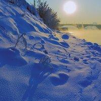 Солнце над мостом :: Анатолий Иргл