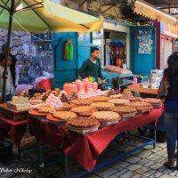 Восточный базар в древнем Акко :: Николай Волков
