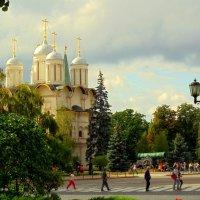 В Кремле :: Иван Егоров