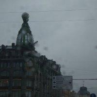 Дождь в оттенках Питера :: Жанна Рафикова