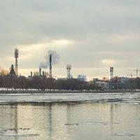 Москва-река. :: Viktor Nogovitsin