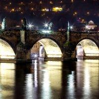 Ночная Прага :: Antarien Anta
