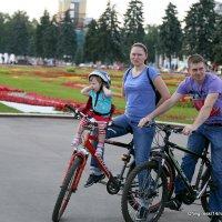 мне и на велике хорошо или как прекрасен этот мир :: Олег Лукьянов
