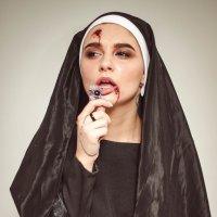 Монахиня :: Евгения Тарасова