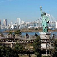 Токийская Статуя Свободы :: Tatiana Belyatskaya