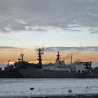 Корабли постоят... :: Анатолий Кушнер
