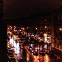 А из нашего окошка видна улица немножко... :: Елизавета Вавилова