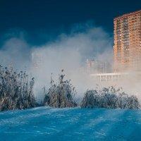 зимний город :: Андрей