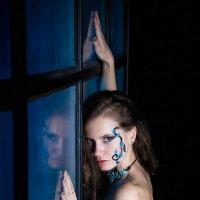 Синяя стена :: Анита Гавриш