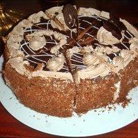 Пражский тортик :: Нина Корешкова