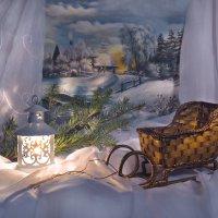 Ушел январь, ни с кем не попрощавшись... :: Валентина Колова