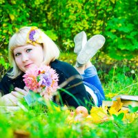 осень или осенее настроения :: Оксана Романова