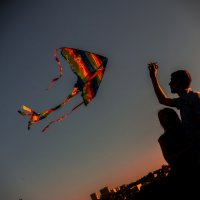 Воздушный змей :: Лилия Винер