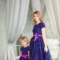 Две подружки мама и дочка :: Андрей Молчанов