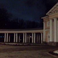 Казачья церковь вечером. (Санкт-Петербург) :: Светлана Калмыкова