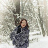 Зимнее ретро :: Анна Городничева