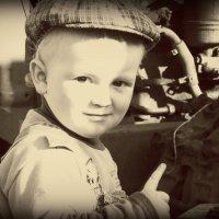 Пока я ещё маленький, но когда я вырасту..... :: Ирина Жеребятьева