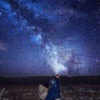 Milky way :: Кристина Дмитриева