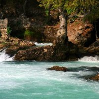 у водопада Манавгат :: Tiana Ros