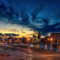 Московское небо :: Михаил