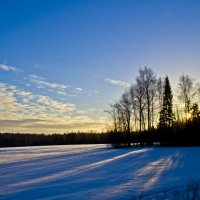 Свет и тени :: Валерий Талашов