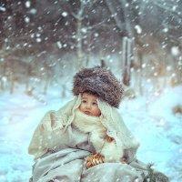 Зимняя сказка :: Анастасия Бембак