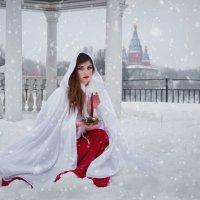 """Фотосессия """"Лесная невеста :: Татьяна Сафронова"""