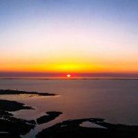 Куршский залив. :: Денис Штейн