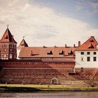 Мирской замок. :: Арсен Гуварьян
